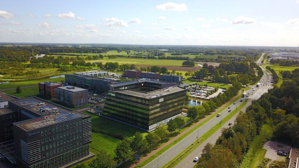 Bijzondere vergaderlocatie in Zwolle